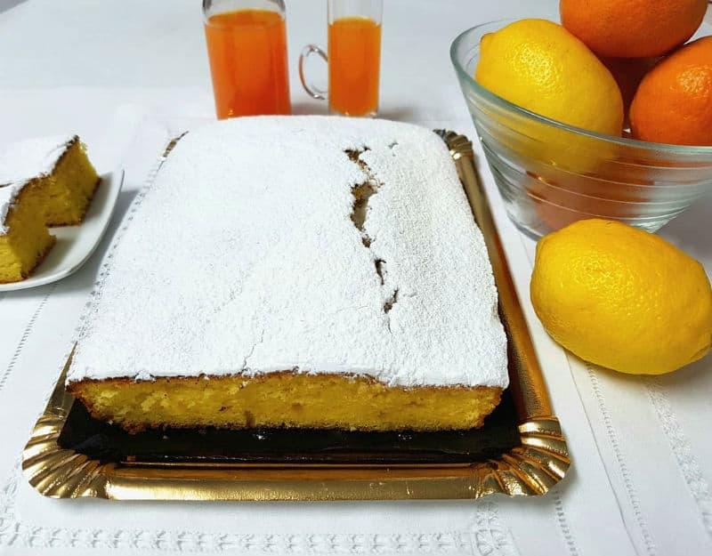 Bizcohuelo de naranja