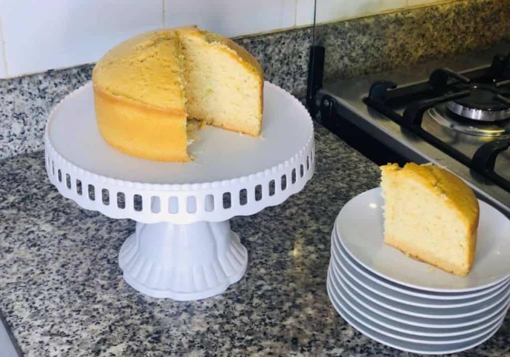Cake flour o harina de repostería