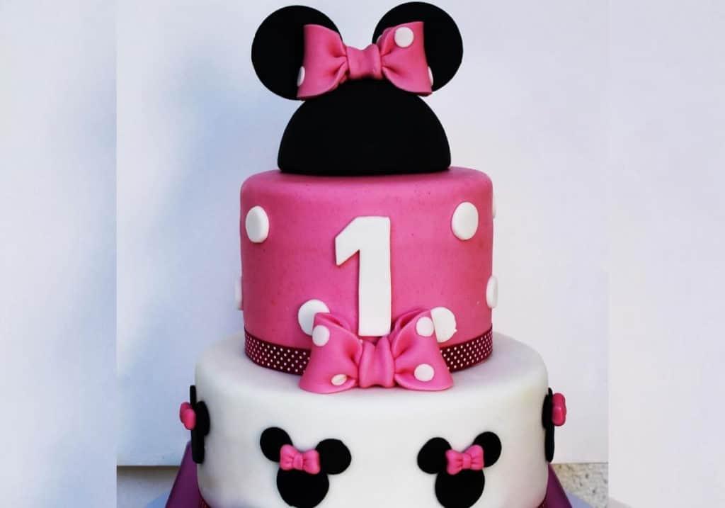Tortas de Minnie
