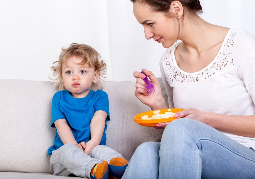Alimentación prescolar