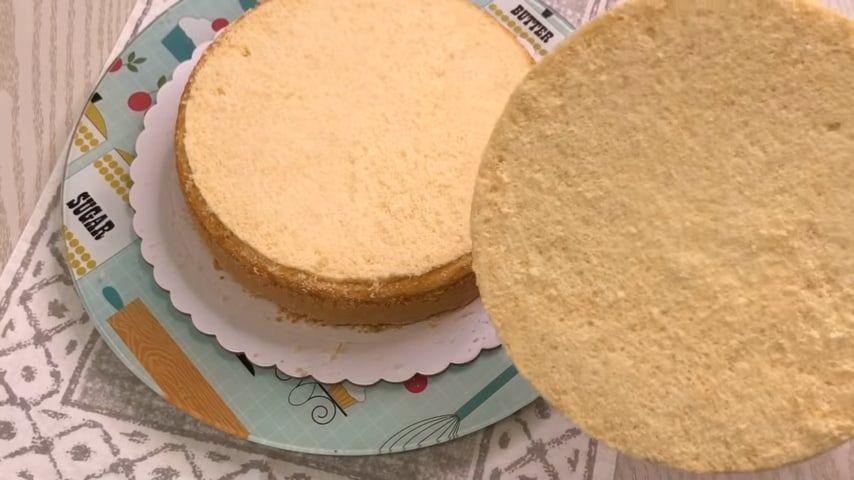 Bizcochuelo sin harina de trigo