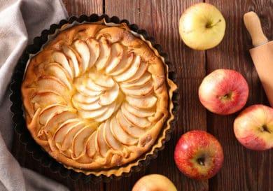 Torta de manzana recetas