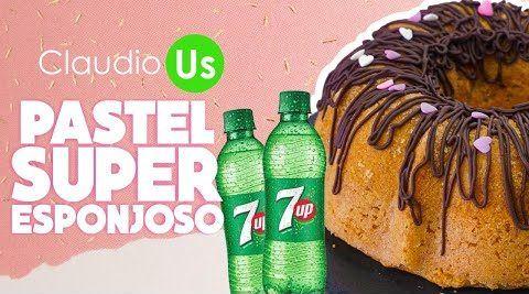 TARTA super ESPONJOSA - Claudio Us