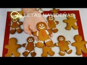 Galletas navideñas fáciles bonitas y deliciosas