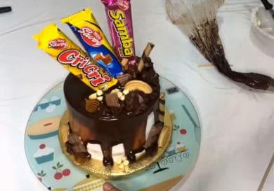 curso gratis pastel de chocolate
