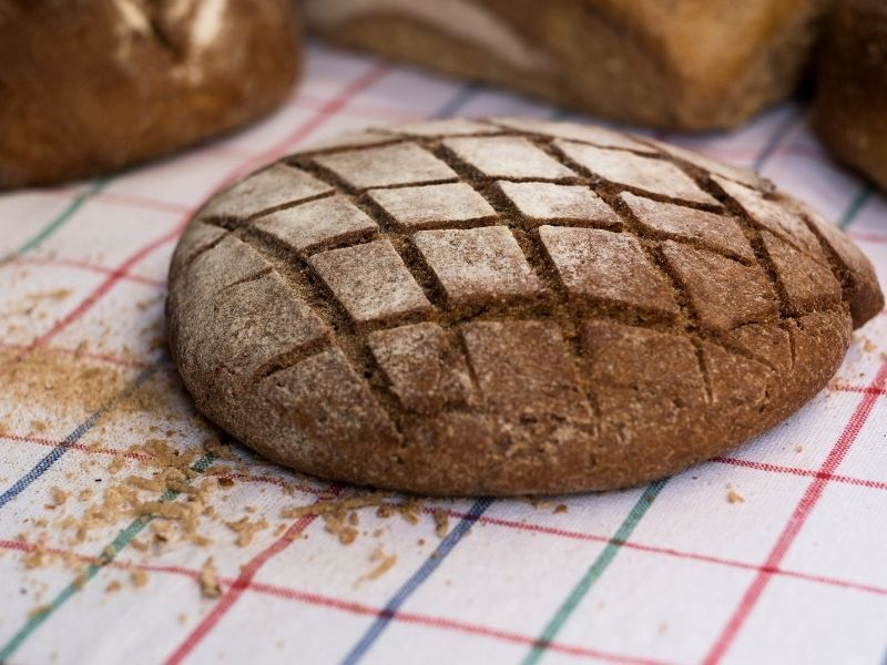 Pan integral receta fácil