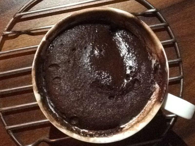 Torta de taza