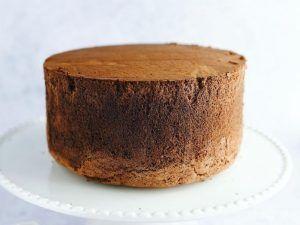 Torta de dulce de leche